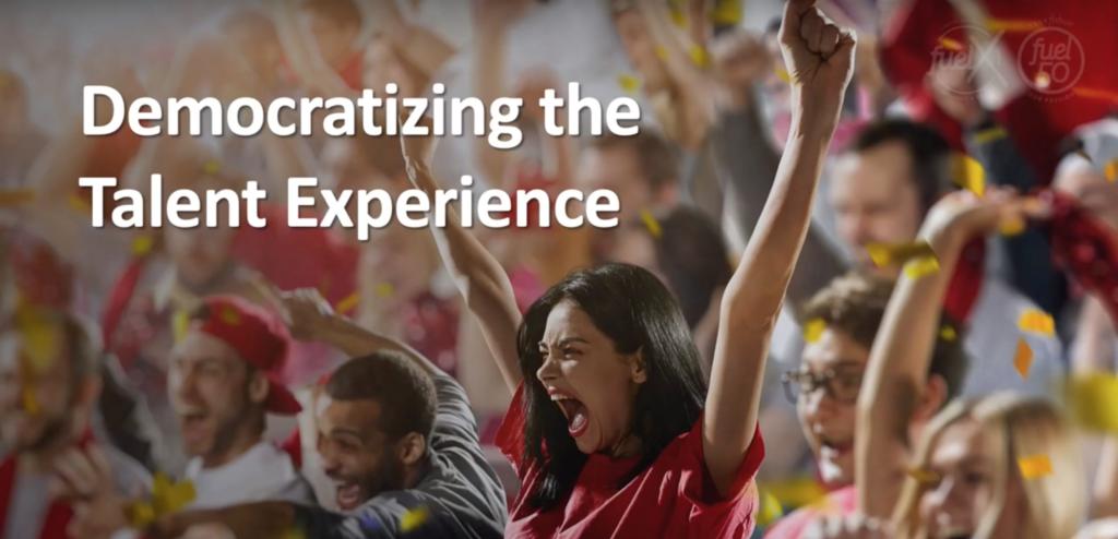 Democratising the Experience
