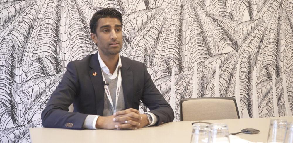 Testimonial: Gitlab's Nasser Mohunol at Inspired B2B CIO Conference in Benelux Region
