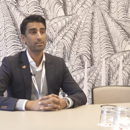 Testimonial: Gitlab's Nasser Mohunol at Inspired B2B CIO Conference in Benelux Region