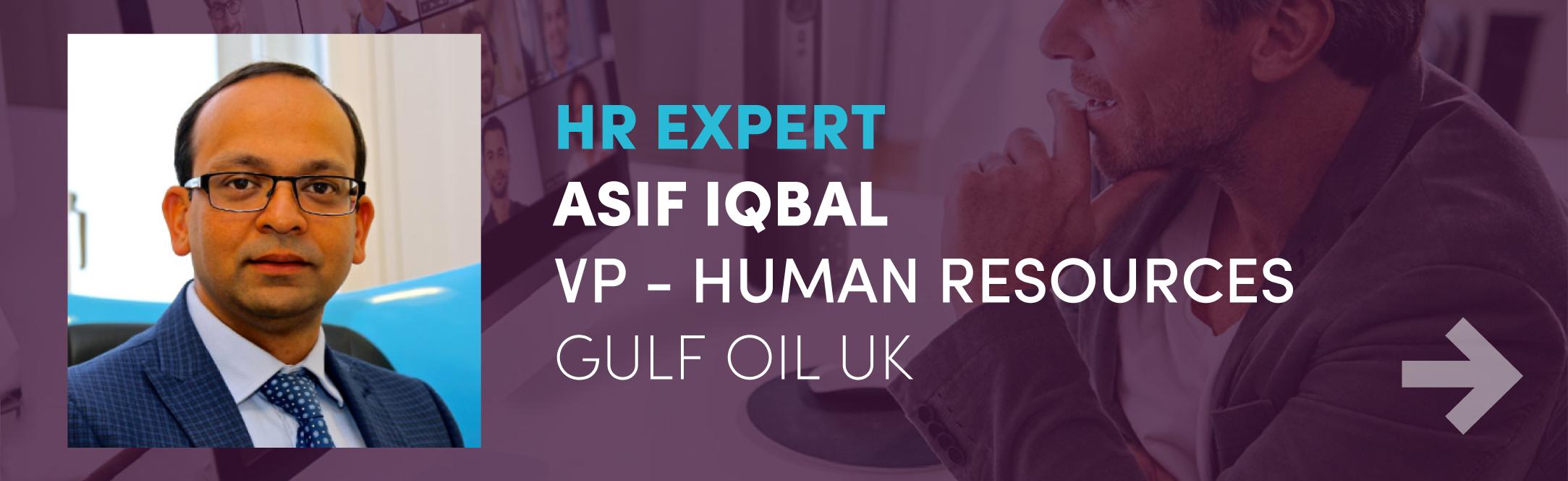 Asif Iqbal hr expert human resources