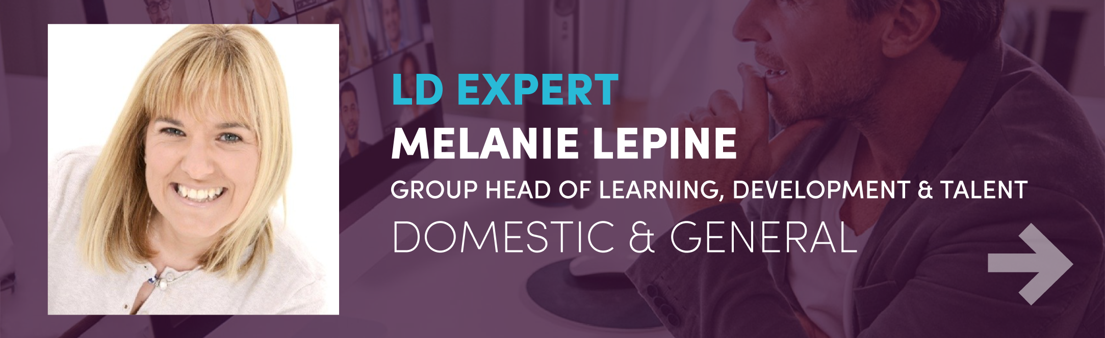 Melanie Lepine ld expert domestic and general